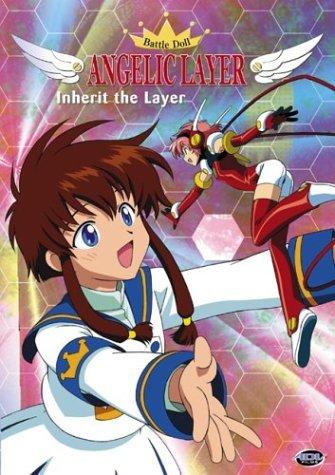 Angelic Layer Vol. 6 Inherit The Layer Clr Jpn Lng Eng Dub Sub Nr