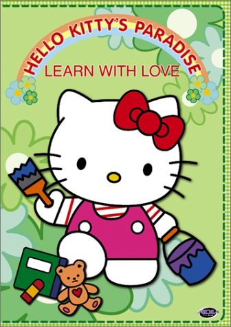 Hello Kitty's Paradise Learn With Love Clr Chnr
