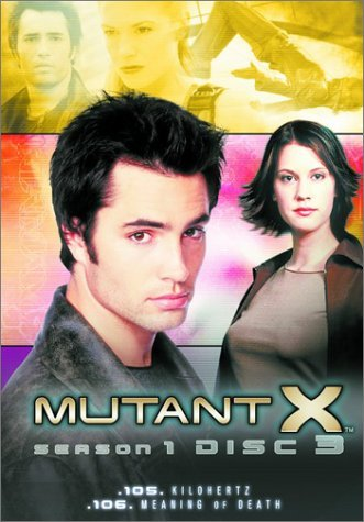 Mutant X Vol. 1.3 Season 1 Clr Nr