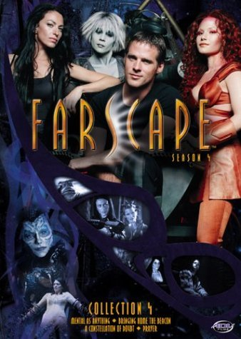 Farscape Season 4.4 Clr Nr 2 DVD
