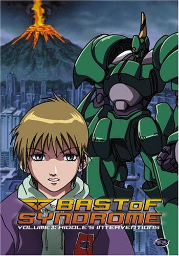 Bastof Syndrome Vol. 3 Riddles Interventions Clr Kor Lng Eng Dub Sub Nr