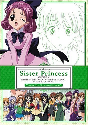 Sister Princess Vol. 3 Sisters & Sunshine Clr Nr