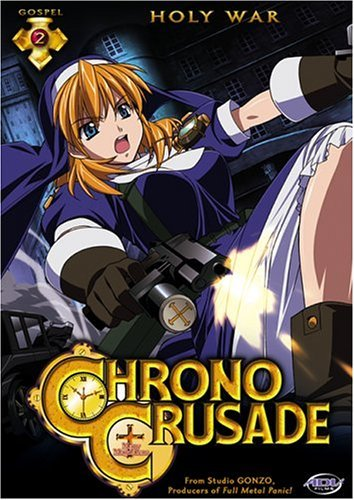 Chrono Crusade Vol. 2 Holy War Clr Nr