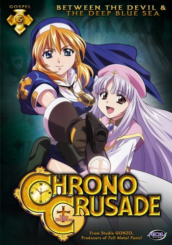 Chrono Crusade Vol. 5 Between The Devil & The Clr Nr
