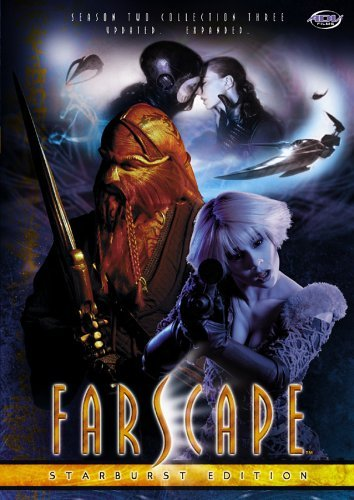Farscape Vol. 6 Starburst Edition 2.3 Clr Nr 2 DVD