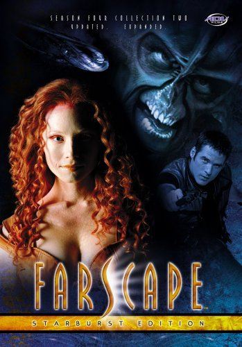 Farscape Starburst Edition Vol. 11 4.2 Clr Nr 4 DVD