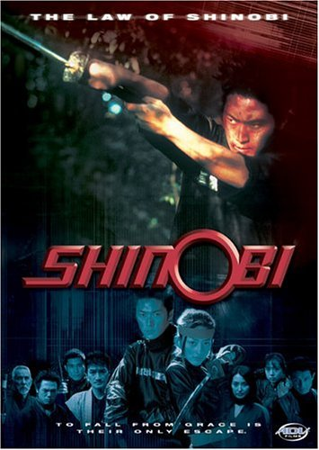 Shinobi Vol. 1 Law Of Shinobi Clr Nr