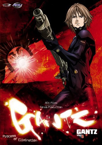 Gantz Vol. 5 Process Of Elimination Clr Jpn Lng Eng Dub Sub Nr