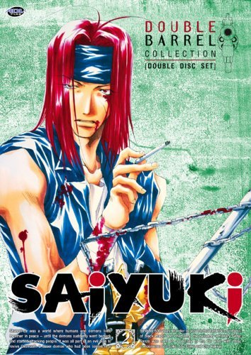 Vol. 2 Double Barrel Collectio Saiyuki Clr Jpn Lng Eng Dub Sub Nr 2 DVD