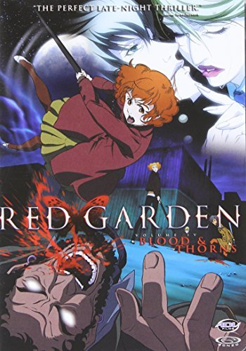 Red Garden Vol. 4 Blood & Thorns Nr