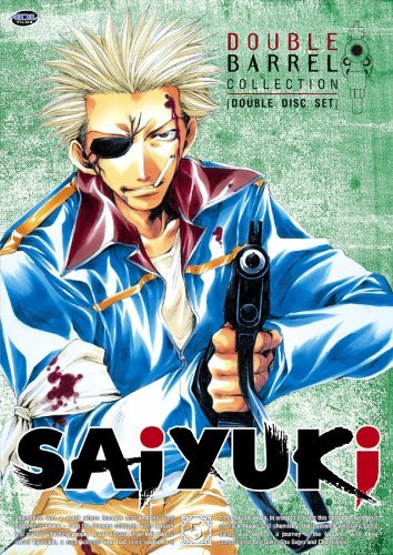 Saiyuki Vol. 5 Double Barrel Collectio Clr Jpn Lng Nr 2 DVD