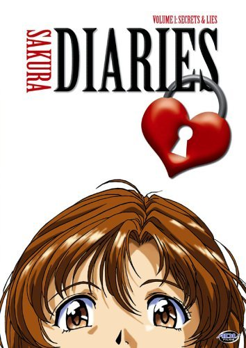 Sakura Diaries Vol. 1 Secret & Lies Clr Nr