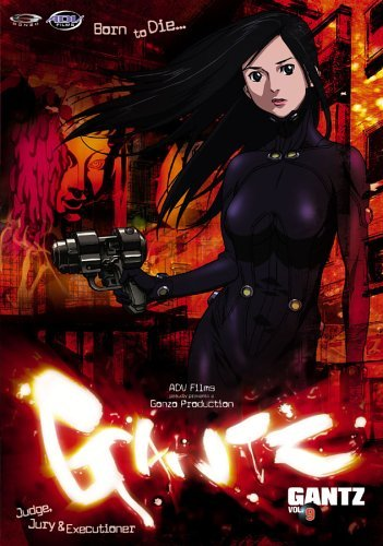 Gantz Vol. 9 Judge Jury & Executione Clr Nr