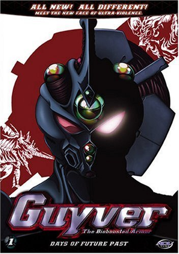 Guyver Vol. 1 Days Of Future Past Clr Nr