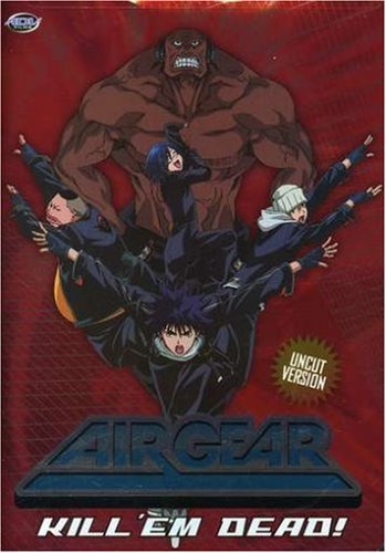 Air Gear 6 Killem Dead Air Gear 6 Killem Dead Nr