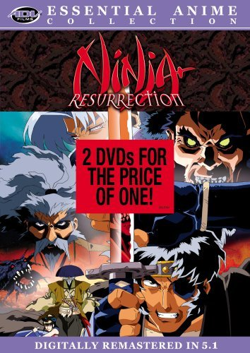 Ninja Resurrection Blood Reign Ninja Resurrection Blood Reign Nr 2 DVD
