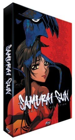 Samurai Gun Complete Collection Nr 4 DVD