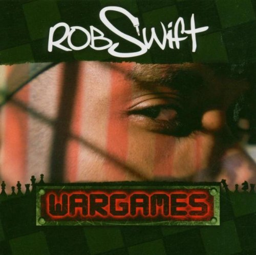 Rob Swift War Games Incl. Bonus DVD