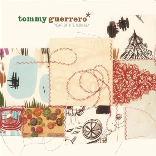 Tommy Guerrero Year Of The Monkey Ep