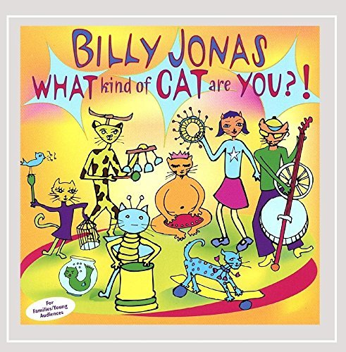 Billy Jonas What Kind Of Cat Are You?