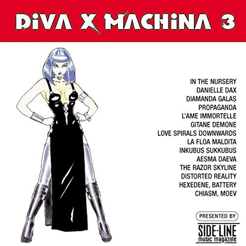 Diva X Machina Vol. 3 Diva X Machina Diva X Macnina