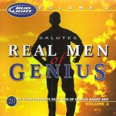 Bud Light Salutes Real Men Of Genius Vol. 2