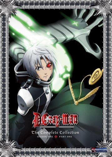 D Grayman Season 1 Pt. 1 Tv14 2 DVD