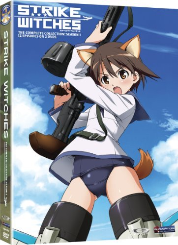 Strike Witches Season 1 Tvma 2 DVD