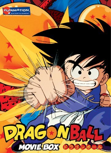 Dragon Ball Movie 3pak Dragon Ball Movie 3pak Nr 3 DVD