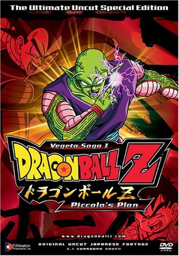 Dragon Ball Z Saga 1 Vol. 2 Piccolos Plan Clr Nr