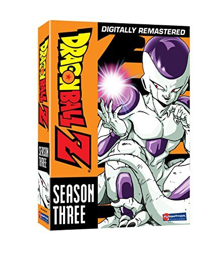 Dragon Ball Z Season 3 Tvpg 6 DVD