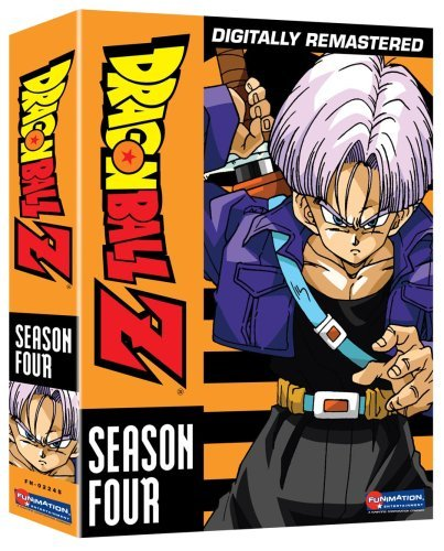 Dragon Ball Z Season 4 Tvpg 6 DVD