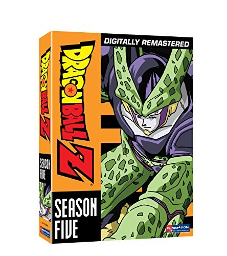 Dragon Ball Z Season 5 Tvpg