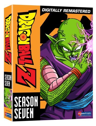 Dragon Ball Z Season 7 Tvpg 6 DVD