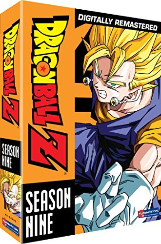 Dragon Ball Z Season 9 Tvpg 6 DVD