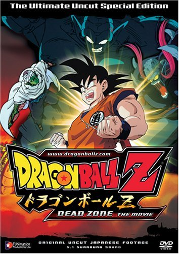 Dragon Ball Z Movie 1 Dead Zone Clr Nr