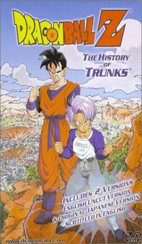 Dragon Ball Z History Of Trunks Clr Nr