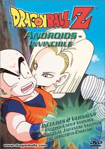 Dragon Ball Z Androids Invincible Clr Nr Uncut