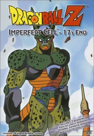 Dragon Ball Z Imperfect Cell 17's End Clr Nr