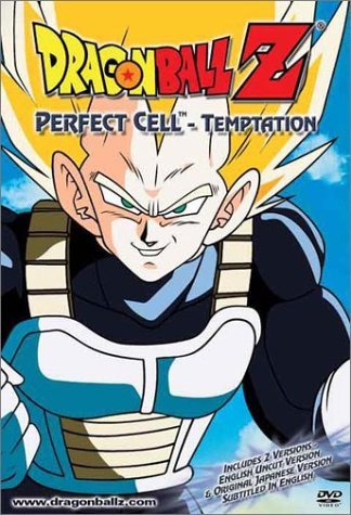 Dragon Ball Z Perfect Cell Temptation Clr Eng Dub Nr Uncut