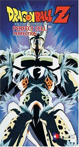 Dragon Ball Z Perfect Cell Perfection Clr Nr Uncut