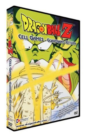 Dragon Ball Z Guardian Return Clr Nr Uncut