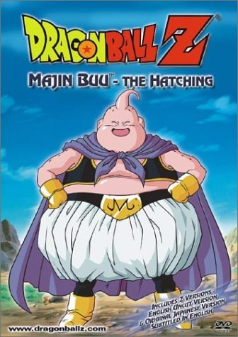 Dragon Ball Z Majin Buu Hatching Clr Nr