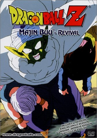 Dragon Ball Z Majin Buu Revival Clr Nr