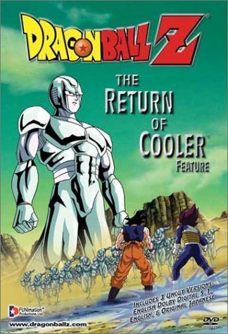 Dragon Ball Z Return Of Cooler Clr Tvpg Uncut