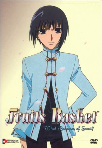 Fruits Basket What Becomes Of Snow? Clr Uncut