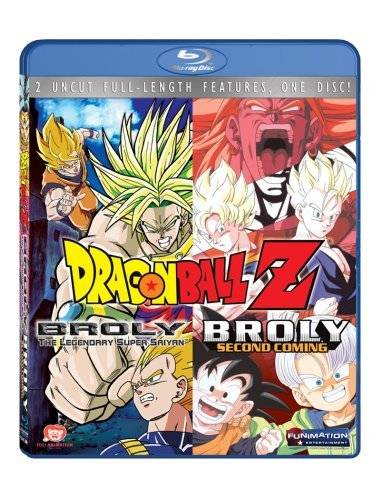 Dragon Ball Z Broly Dragon Ball Z Broly Ws Blu Ray Nr