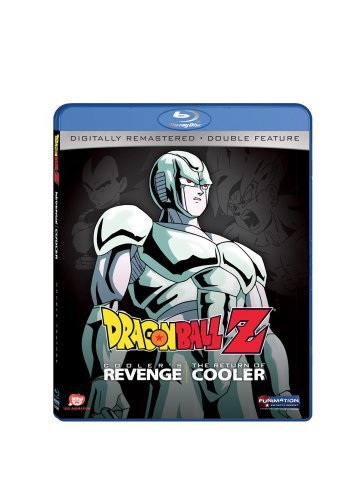 Dragon Ball Z Movie 5 & 6 Dragon Ball Z Movie 5 & 6 Blu Ray Ws Tvpg