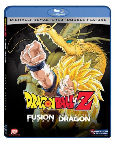 Dragon Ball Z Fusion Reborn Wrath Of Hte Dra Ws Blu Ray Nr