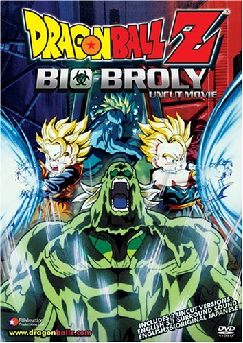 Dragon Ball Z Bio Broly Movie Dragon Ball Z Bio Broly Movie Clr Nr